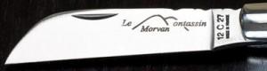 Le Montassin, Couteau du Morvan